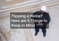 how to flip a home successfully