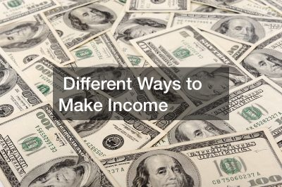 make income